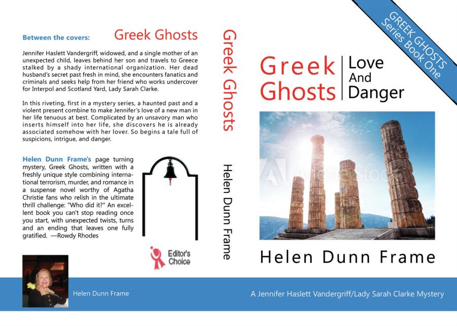 Helen Dunn Frame - Greek Ghosts
